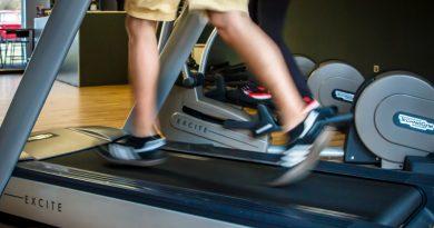 Exercice tapis de course