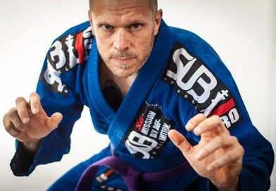 Jujitsu Bresilien