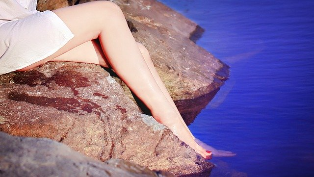 cellulite jambes